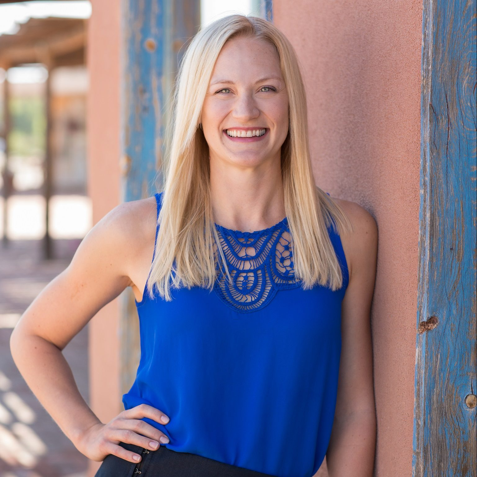 Emily Silverman is a referral agent selling and buying homes in Las Cruces New Mexico