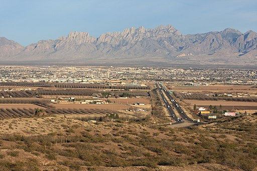 Move to Las Cruces New Mexico